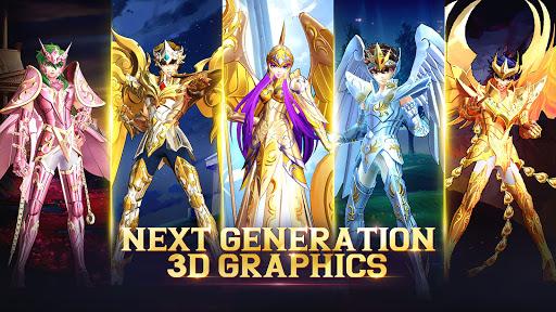 Saint Seiya Awakening: Knights of the Zodiac  screenshots 2