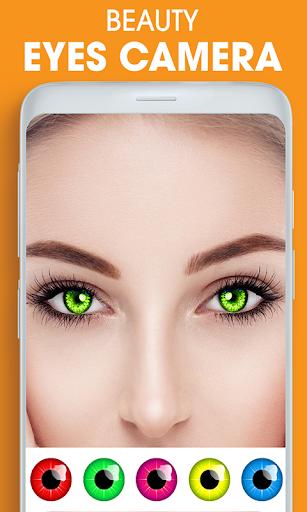 Eye, Hair Color Changer: Eye Colour Photo Editor 10.4 Screenshots 1