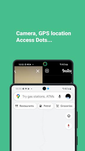 Access Dots - Android 12/iOS 14 privacy indicators  screenshots 4