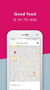 foodpanda - Local Food & Grocery Delivery Screenshot