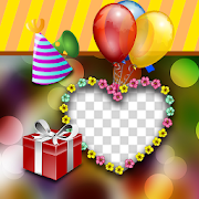 Birthday Photo Frame