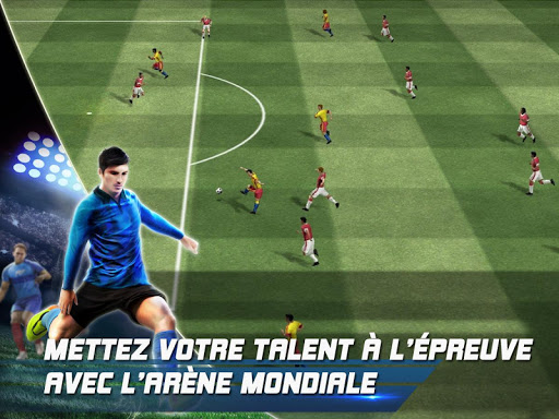 Code Triche Real Football (Astuce) APK MOD screenshots 3