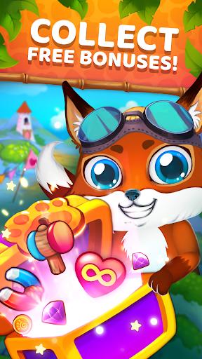 Animatch Friends - cute match 3 Free puzzle game  screenshots 11