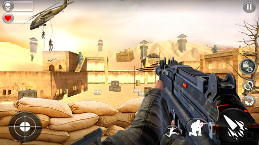 FPS Commando Secret Mission 3D: Shooting Adventure 1.0.6 screenshots 8