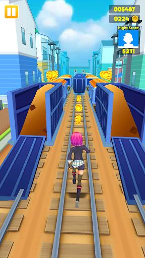 Subway Princess - Endless Run  Screenshots 5
