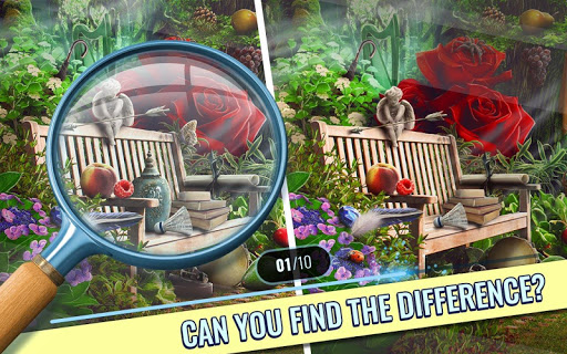 Flower Garden Find The Difference u2013 Spot It Game apkmr screenshots 6
