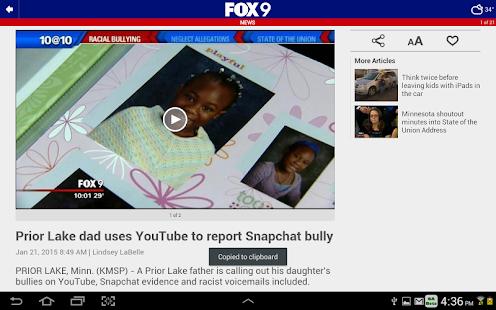 FOX 9 Minneapolis-St. Paul: News