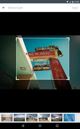 Behance: Photography, Graphic Design, Illustration 6.5.4 Screenshots 8