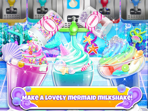 Unicorn Chef: Mermaid Cooking Games for Girls 2.2 screenshots 9
