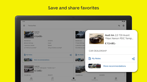 AutoScout24: Buy & sell cars screenshots 13