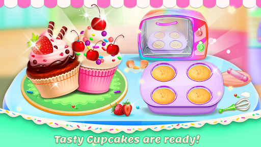 Sweet Bakery Chef Mania: Baking Games For Girls 2.8 Screenshots 5