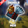 Animals Mod For Minecraft PE game apk icon