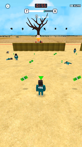 Squid.io - Red Light Green Light Multiplayer 1.0.5 screenshots 3