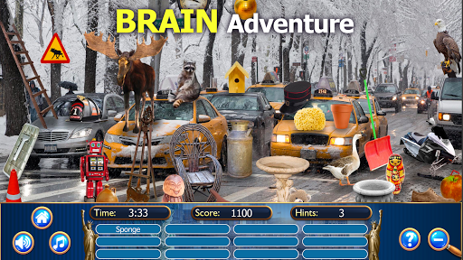 Hidden Objects New York City Puzzle Object Game  screenshots 14