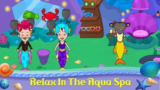 My Tizi Town - Underwater Mermaid Games for Kids 1.0 Screenshots 12