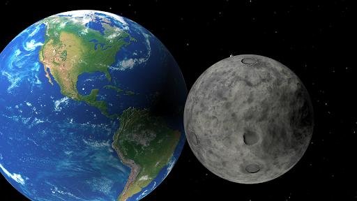 VR Moon Landing Roller Coaster 360 Virtual Reality 1.13 screenshots 4