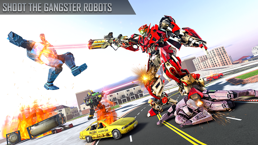 Anaconda Robot Car Games: Mega Robot Games 1.9 screenshots 5