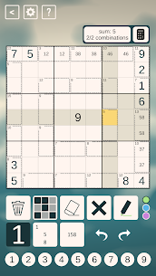 Killer Sudoku For Android (Paid, MOD) 1