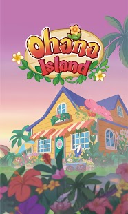Ohana Island: A flowery puzzle game Screenshot