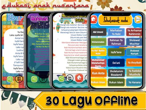 sholawat nabi - sholawat anak screenshot 2