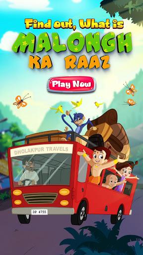 Chhota Bheem aur Malongh Ka Raaz Official Game apkdebit screenshots 12