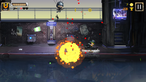 Eagle Commando  screenshots 1