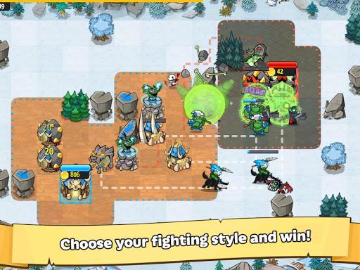 Like a King RTS: 1v1 Strategy screenshots 24