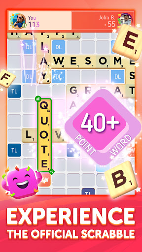 Scrabbleu00ae GO - New Word Game 1.30.2 screenshots 2