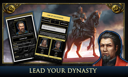 Age of Dynasties: Medieval Games, Strategy & RPG 2.0.4 screenshots 1
