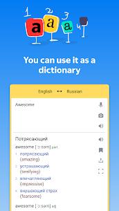 Yandex Translate MOD APK 4