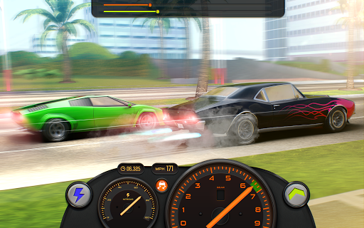 Racing Classics PRO: Drag Race & Real Speed apkpoly screenshots 12