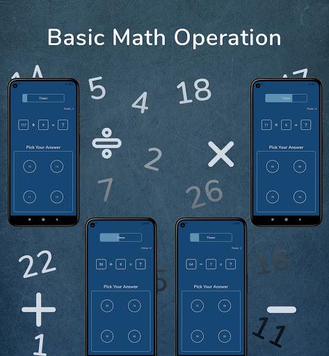 Mental Calculation speed : Calculation Training  screenshots 3