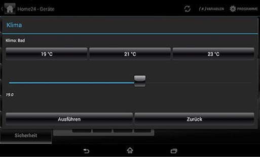 Home24-Tablet Screenshot