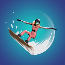 Downhill - Snowboard Skiing Master Game APK