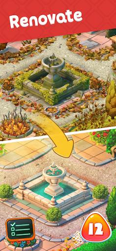 New Garden Match 3 Games Design Apkfinish screenshots 2