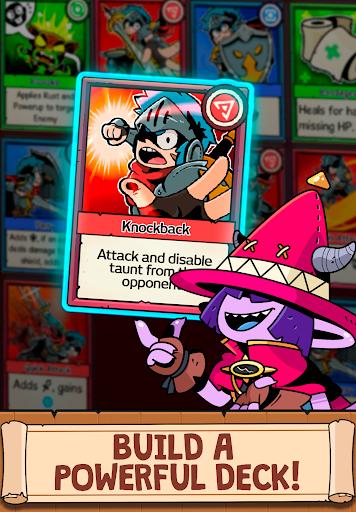 Card Guardians: Deck Building Roguelike Card Game screenshots 2