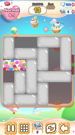 Unblock Candy android2mod screenshots 7
