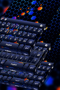New 2021 Keyboard Pro - Free Themes Screenshot