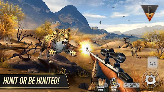 Download Deer Hunter Classic MOD APK [Unlimited Money/Ammo] 3