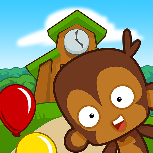 Bloons Monkey City