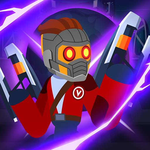 Stickman Super Heroes - Stick Battle Arena Fight