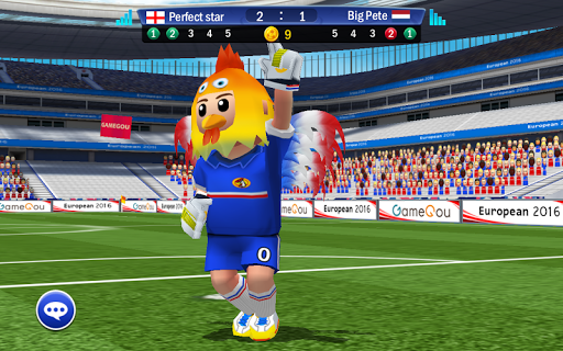 Mobile Soccer  screenshots 14
