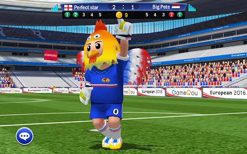 Mobile Soccer screenshots 21
