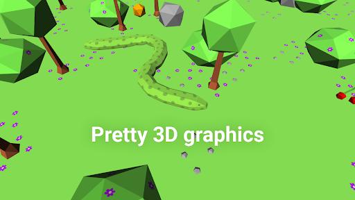 Snake 3D  screenshots 1