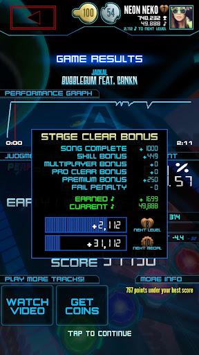 Neon FMu2122 u2014 Arcade Rhythm Game 1.8.0 screenshots 6