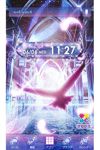 幻想壁紙きせかえ Holy Night For PC Windows (7, 8, 10, 10X) & Mac Computer Image Number- 5