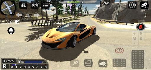 Manual Car Parking Multiplayer: Car Simulator apkdebit screenshots 6