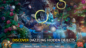 Hidden Objects - Living Legends: Uninvited Guests