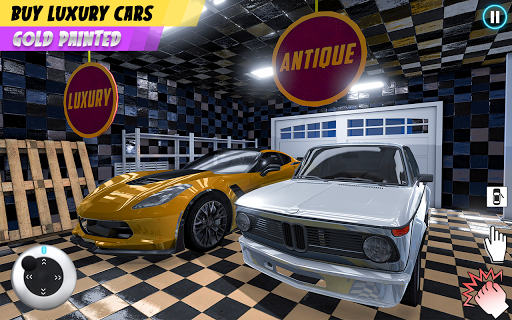 PC Cafe Business Simulator 2021 Apkfinish screenshots 4