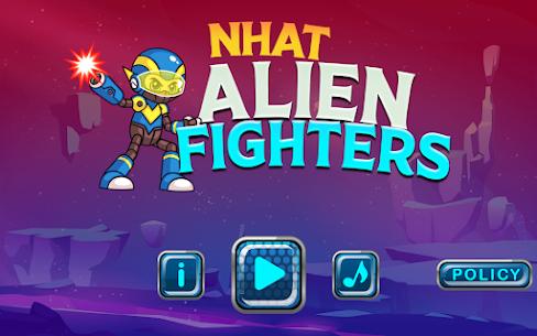 Nhat Alien Fighters Game 5
